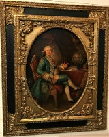 Antik festmények párban