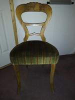 Antik, biedermeier székek eladók