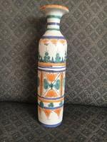 Gorka Géza nagy habán váza