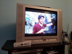 Működő régi tv eladó