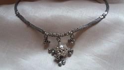 Antik nyaklánc 900 ezüst