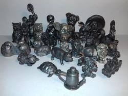 Miniatűr ón figura ón figurák darabra