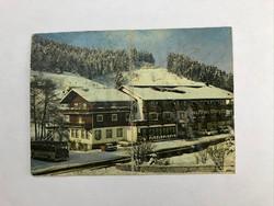 "Svájc  Hotel Gasthof ""Schwanen"" Müller Fotokarten /KL005/"