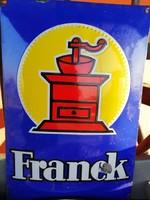 Franck zománctábla