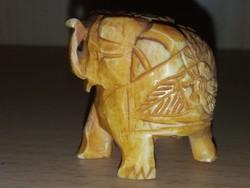Csontból Faragott Elefánt
