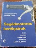 SEGÉDMOTOROS KERÉKPÁROK  1982 évi modellek  javítási leírása