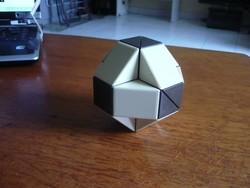 Eredeti retro Rubik-Bűvös kigyó