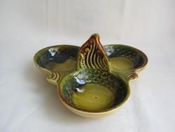 Gránit kerámia halas asztali fűszertartó