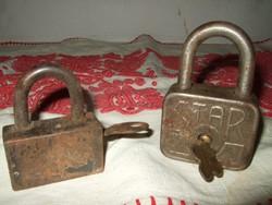Antik  lakatok saját kulcsával