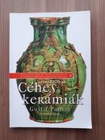 Csupor István Céhes kerámiák művészettürténeti kerámia szakkönyv műtárgybecsüs tananyag iparművészet