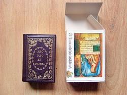 Wehli Tünde Pro deo et patria - A flamand hóráskönyv (minikönyv)
