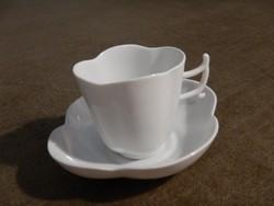 Fehér herendi kávéscsésze