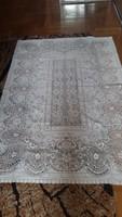 Nagyméretű csipke asztalteritő – 170 x 120 cm