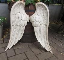 Faragott angyalszárnyak - dekoráció - párban - rendelhető 26.000 Ft