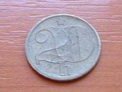 CSEHSZLOVÁKIA 20 HALERU 1980