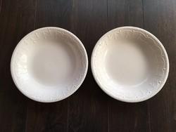 Gránit kis mély tányérok