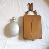 Fém butykos táskával
