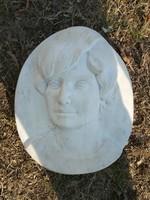 Kisfaludi Strobl Zsigmond márvány szobor