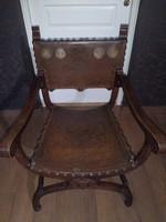Antik lovagi szék