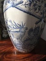 Ritka Antik Zsolnay Váza