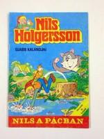1988 ?  /  NILS HOLGERSSON  /  Régi ÚJSÁGOK KÉPREGÉNYEK MAGAZINOK Szs.:  11719