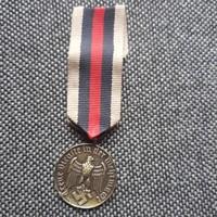 Náci Wehrmacht 4 év szolgálati kitüntetés