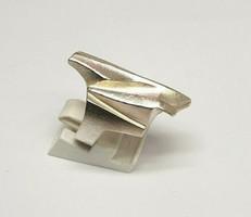 Lapponia ezüst gyűrű Björn Weckström Finnland