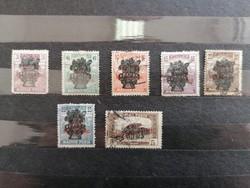 1920 BÚZAKALÁSZ töredék sor