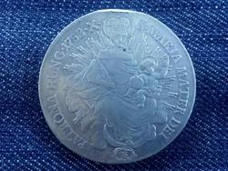 II. József Madonnás ezüst tallér 1782 B / id 597/
