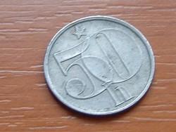 CSEHSZLOVÁKIA 50 HALERU 1984