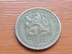 CSEHSZLOVÁKIA 20 HALERU 1972