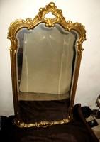 Barokk tükör eladó
