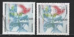 Bundes 1981 Mi 2042, 2112         6,10 Euró