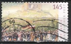 Bundes 2138 Mi 2605     2,60 Euró