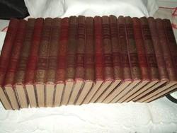 Tolnai Világlexikon tejes 20 kötet , 1926-os kiadású