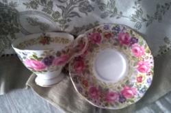 Royal Albert angol kávés csésze  Serena