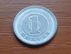 JAPÁN 1 YEN 55 (1980)