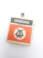 Egy csomag szimfónia cigaretta - 1968 utáni, vagy 70-es évek Symphonia cigi
