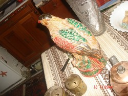 """""""Sas""""-madár dekoráció cserép"""