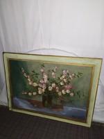 Illényi Tamara képcsarnokos festménye!Mélyen ár alatt!