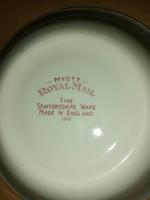 Myott - Royal Mail reggeliző készlet 6db