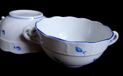 Herendi Tertia krémleveses csészék
