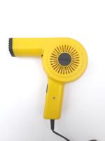 Farel retro sárga hajszárító - működőképes haj szárító fodrász kellék