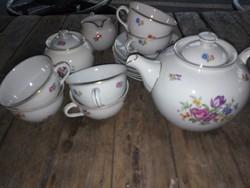 Nagymamám volt teás készlete