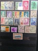 TÖRÖKORSZÁG 29db használt bélyeg.