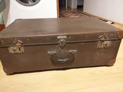 Régi vulcanfiber koffer