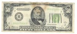 50 dollár 1934 USA