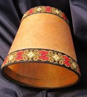 Szép antik lámpaernyő