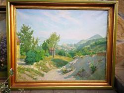 Vidovszky Béla festmény eladó