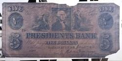USA bankjegy MÁSOLAT!!!